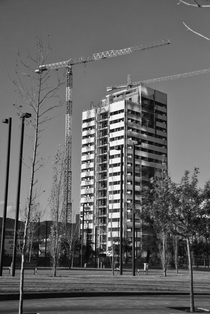 City of Barcelona - Gran Via > Hospitalet - 2010