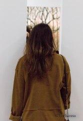 Visitors - David Hockney Exhibition - Centre Pompidou - ©Yndianna 18/11/2017 - Manifestation anti-esclavage en Libye - ©Yndianna