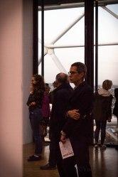 Visitors - David Hockney Exhibition - Centre Pompidou - ©Yndianna
