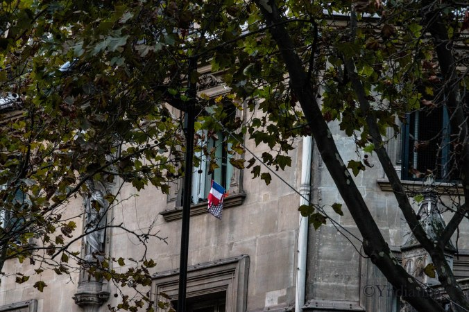Through the streets of Paris - Beaubourg - ©Yndianna-18
