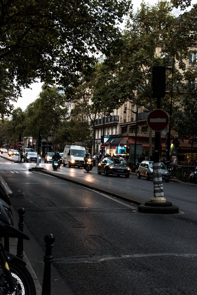 Through the streets of Paris - Beaubourg - ©Yndianna-21