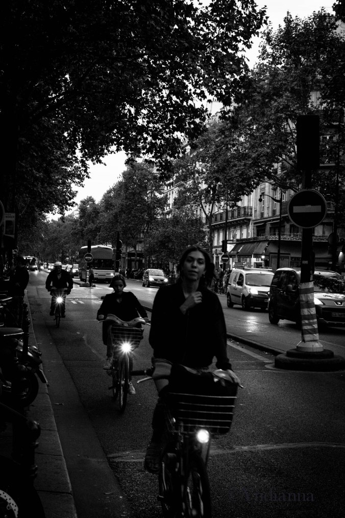 Through the streets of Paris - Beaubourg - ©Yndianna-23