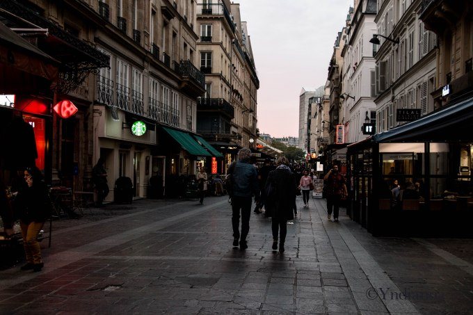 Through the streets of Paris - Beaubourg - ©Yndianna-26
