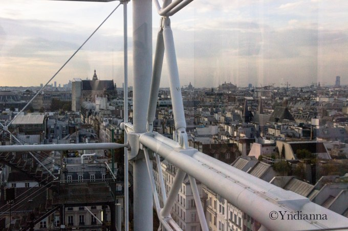 Through the streets of Paris - Beaubourg - ©Yndianna-8