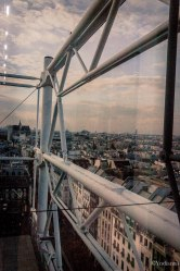 Through the streets of Paris - Beaubourg - ©Yndianna