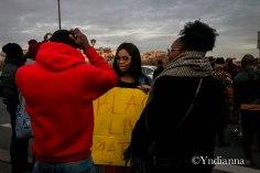 Manifestation - Non à l'esclavage en Libye