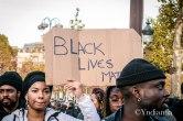18/11/2017 - Manifestation anti-esclavage en Libye - ©Yndianna