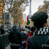 18/11/2017 - Manifestation anti-esclavage en Libye - ©Yndianna