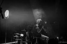 Daniel Caesar - Yoyo - Palais de Tokyo - 31/01/2018 - Paris (France) ©Yndianna