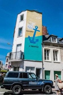 Trouville - July 2012 ©Yndianna